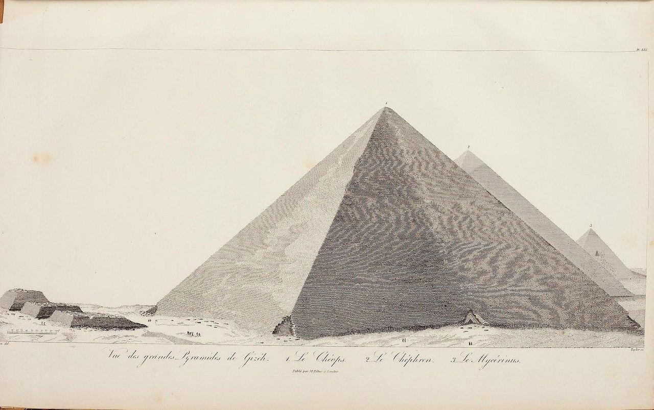 Из работы: «Путешествия по Нижнему и Верхнему Египту». Доменик Вивиан Денон