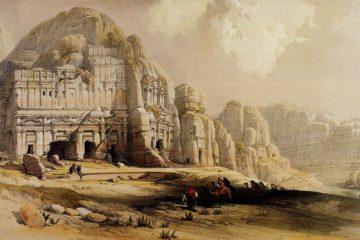 Королевские гробницыю Дэвид Робертс