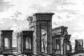 Персеполис. Корнелис де Брейн