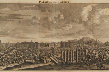 Пальмира (Тадмор). Корнелис де Брейн
