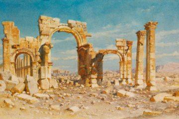 Триумфальная арка. Карл Хааг