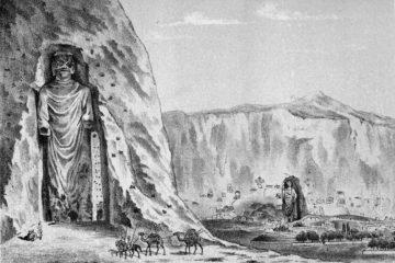 Бамианские статуи Будды. Иван Лаврович Яворский