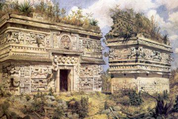 Храмы Чичен-Ицы. Адела Бретон