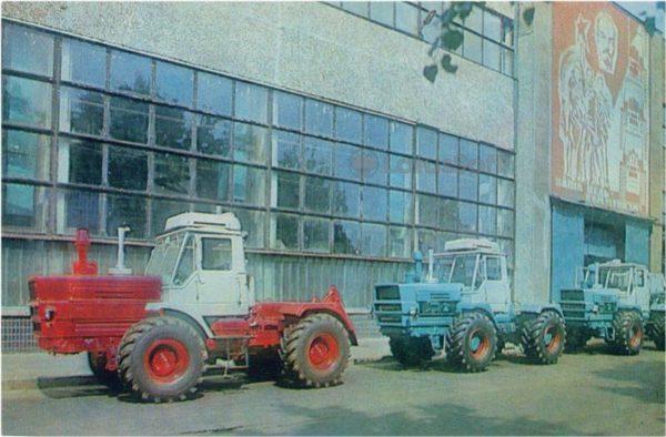Харьков. ХТЗ, 1983 год