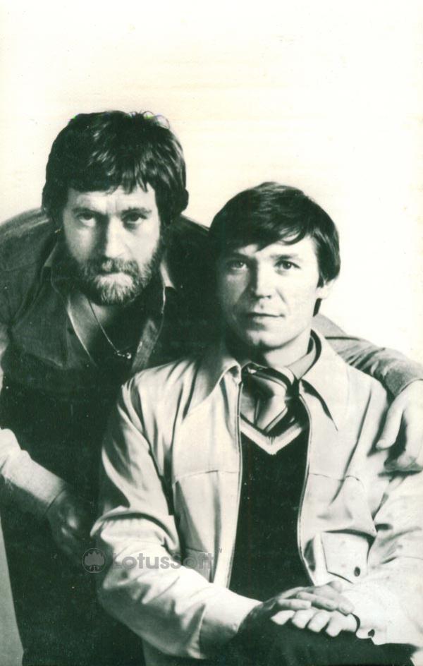 Владимир Высоцкий и Иван Бортник 1976 год, 1989 год