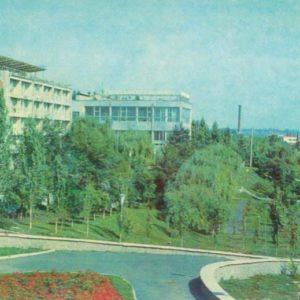 "Херсон. Турбаза ""Лилея"", 1982 год"