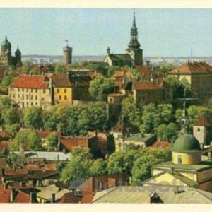Старый Таллин, 1980 год