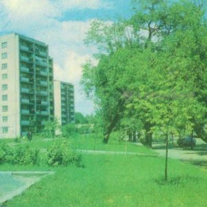 Житомир. Новостройки города, 1979 год