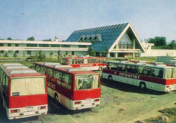 Суздаль. Главный теристический комплекс, 1981 год
