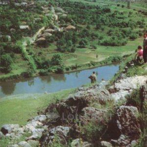 Село Бутучены. Оргеевского района Молдавии (1978 год)