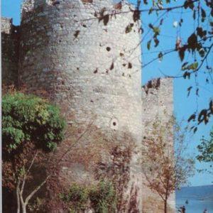 Magpies. Fortress. Moldova. (1978)