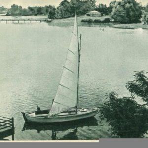 Sail on the lakes, 1962