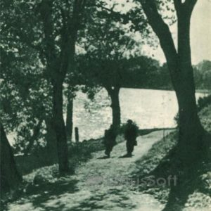 В городском парке, 1962 год