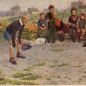 Вратарь. С.А. Григорьев, 1953 год