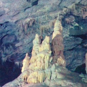 Calcite Castle, 1976