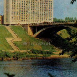 """""""Vitebsk"""" hotel. Vitebsk, 1976"""