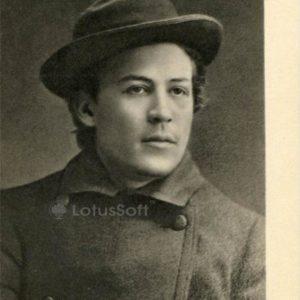 Anton Chekhov 1883, 1970