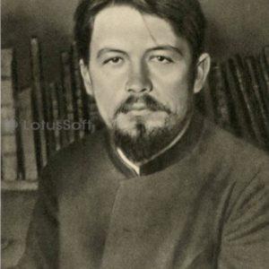 Anton Chekhov Melikhovo end of March 1892, 1970