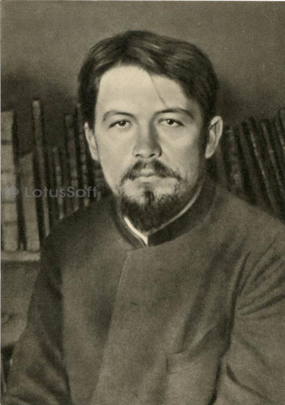 Чехов А.П. Мелихово конец марта 1892 г, 1970 год