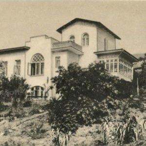 Дом Чехова в Ялте, 1900 г, 1970 год