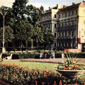 Советская площадь. 1968, 1968 год