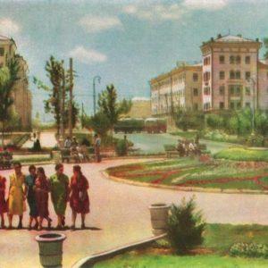 Area Frunze, 1960