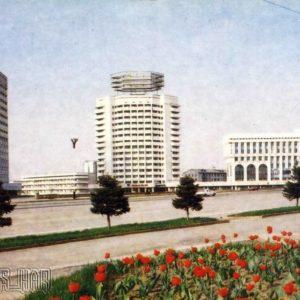 Alma-Ata, 1983