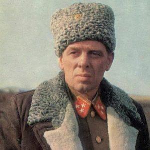 Горячий снег. Жженов Георгий, 1973 год