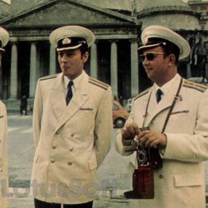 Визит вежливости. Гусаков Борис, Грачев Вадим, Морозов Геннадий, 1973 год