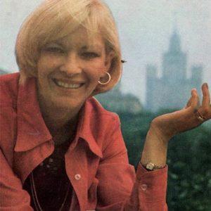 Барбара Брыльска, 1976 год