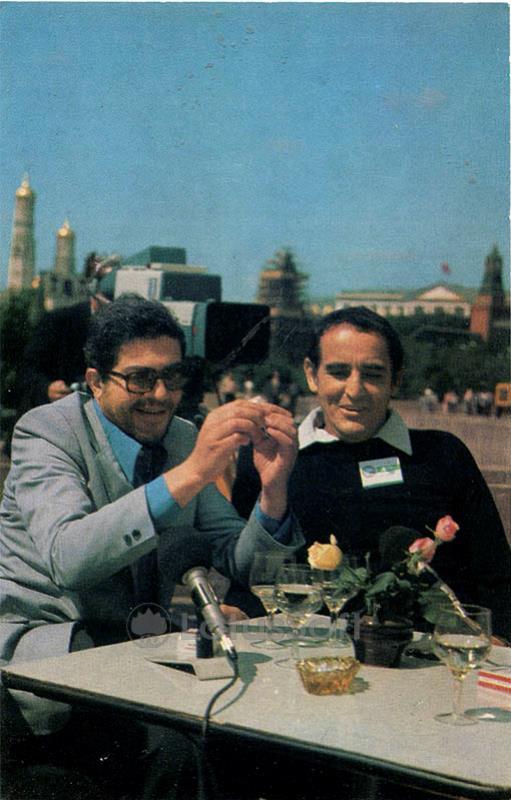 Этторе Скола и Витторио Гасман, 1976 год