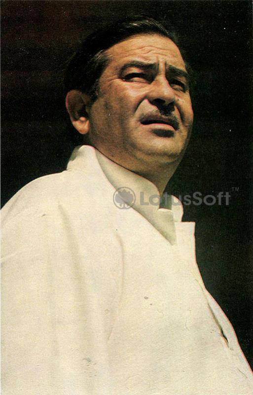 Raj Kapoor, 1976