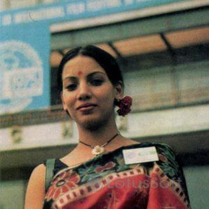 Шебана Хайфа Азми, 1976 год