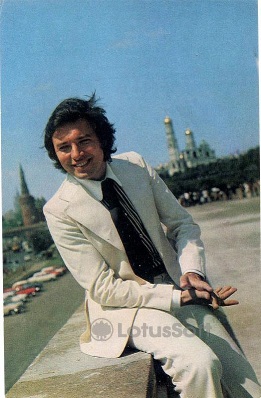Карел Готт, 1976 год