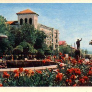 Zhdanov. Lenin Square, 1964