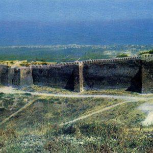 Derbent. Naryn-Kala citadel, VI century. BC), 1971