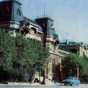 Derbent. Railway station, 1971