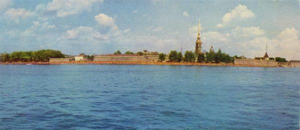 Петропавловская крепость, 1969 год