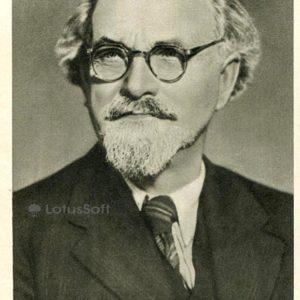 Mikhail Prishvin, 1961