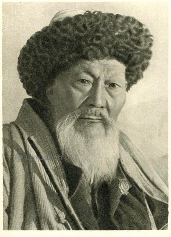 Джамбул Джабаев, 1961 год