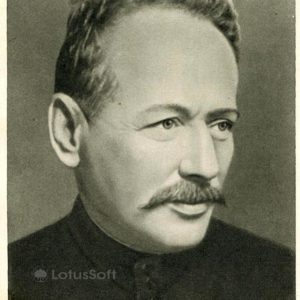 Mikhail Sholokhov, 1961