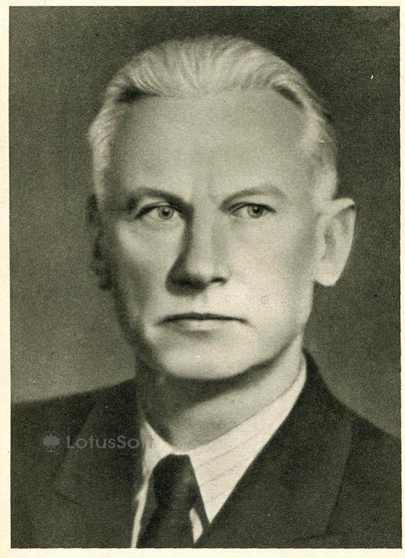 Александр Александрович Фадеев, 1961 год