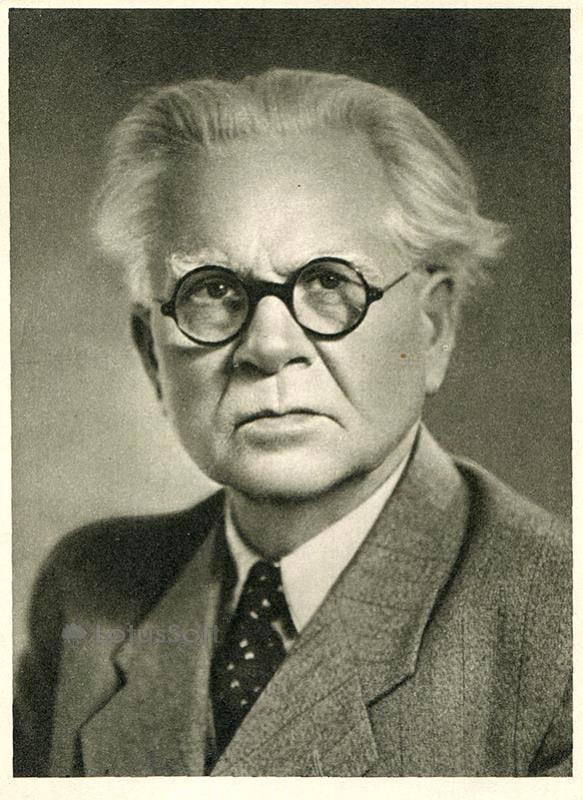 Федор Васильевич Гладков, 1961 год