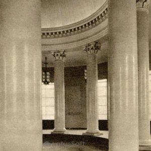 МГУ. Зал истории наук  Музея землеведения, 1953 год