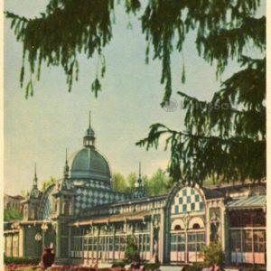 Zheleznovodsk. Pushkin Gallery, 1963