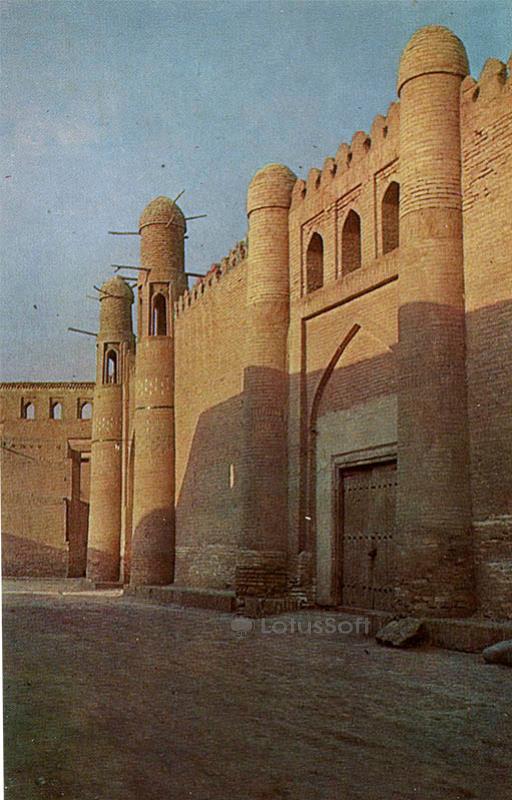 Таш-Хаули. XIX век, 1971 год