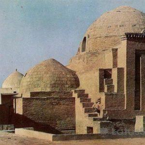 Мавзолей Сейид Алауддина. XIV век, 1971 год