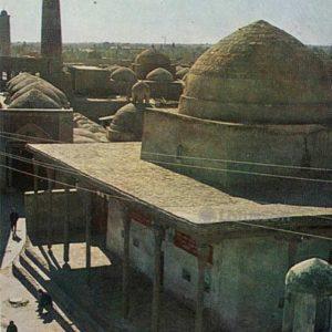 Ак-мечеть, 1971 год