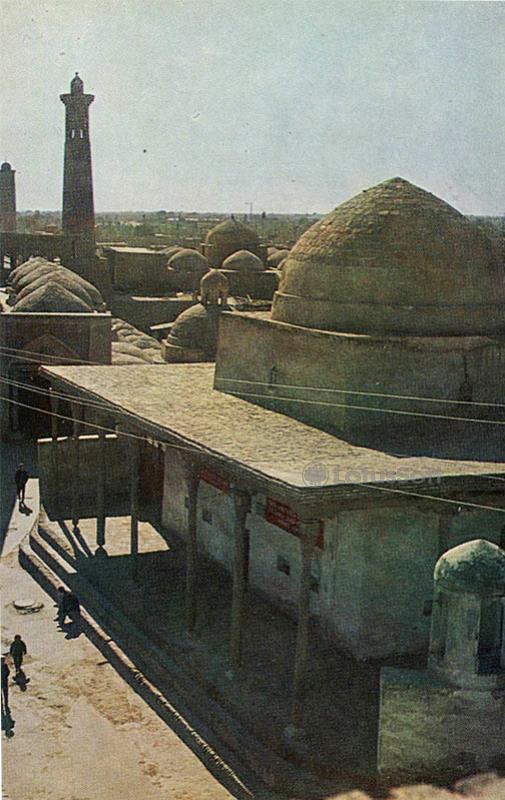 Ak-mosque, 1971