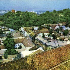 Панорама Вильнюса, 1981 год